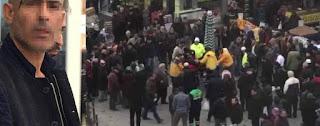 سوري يطعن أخر وسط الشارع في قونية