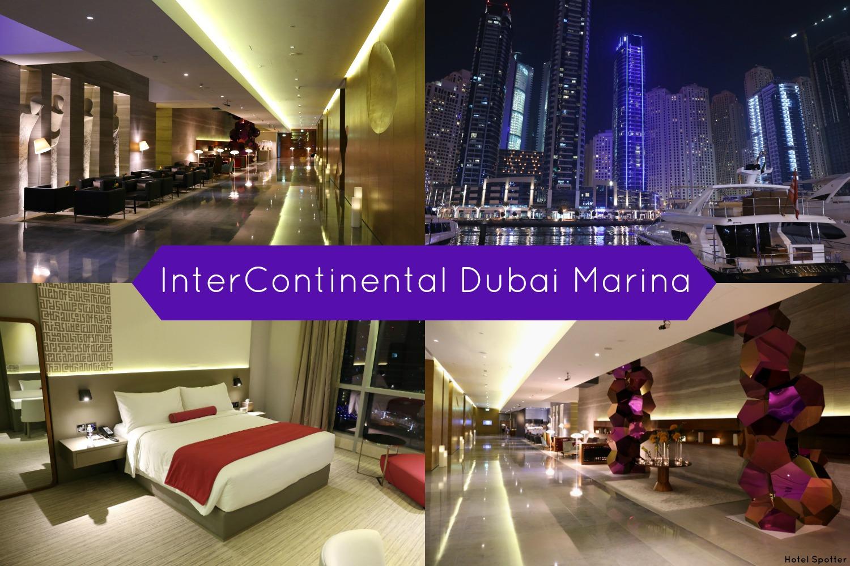 InterContinental Dubai Marina - recenzja hotelu - Hotel Spotter