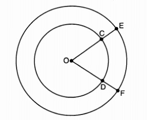 X why january 2018 common core geometry regents part 1 mult if oc 4 and oe 6 which relationship between the length of arc ef and the length of arc cd is always true ccuart