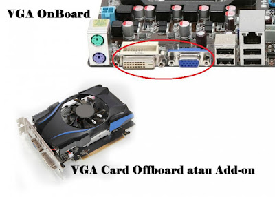 VGA On-Board