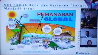 Sosialisasi terhadap Pemanasan Global