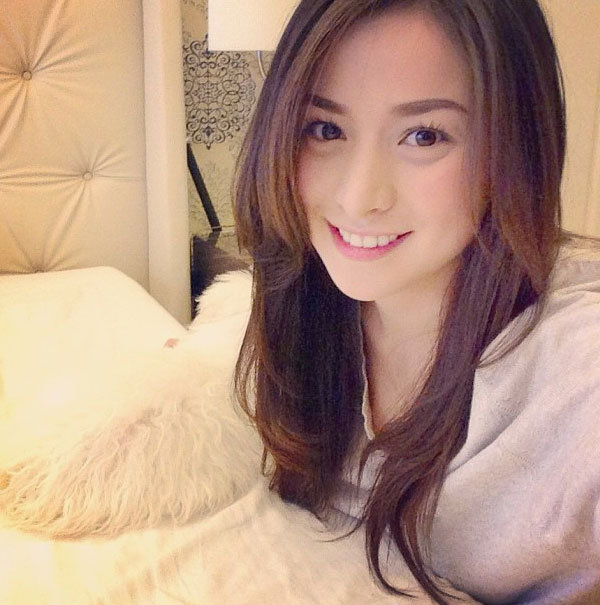 Cristine Reyes has finally released a statement about the Controversial issue with Ms. Vivian Velez!