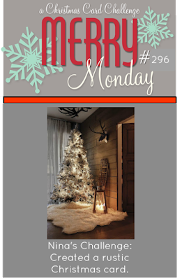 the merry monday family - Rustic Christmas Cards