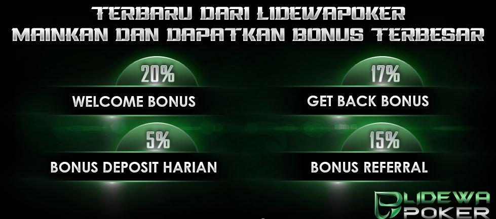 Agen Sakong Online Bonus Deposit
