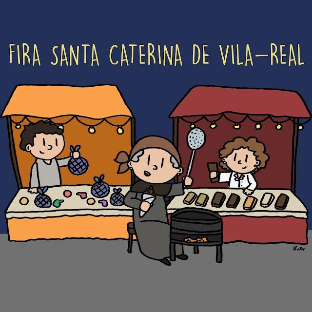 Fira Santa Catalina de Vila-real