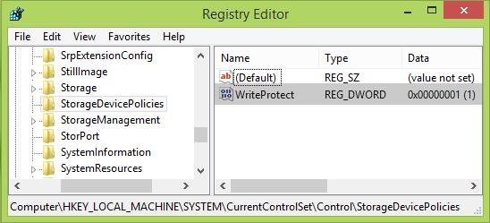 J'ai une clé USB Cruzer qui s'est elle-même verrouillée. Je ne peux plus supprimer des fichiers, ni enregistrer dedans. Je n'arrive même pas à formater. Toujours c'est le même message récurent : clé protégée en écriture. Il n y a pas la petite languette de protection.