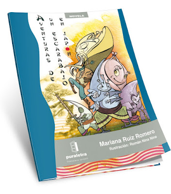 Resultado de imagen para aventuras de un escarabajo en japon novela