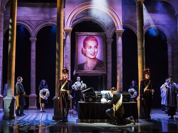 Evita (UK Tour), Palace Theatre Manchester | Review