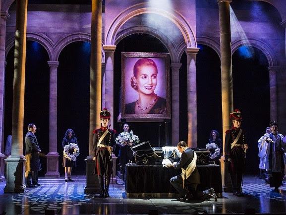 Evita (UK Tour), Palace Theatre Manchester | Review