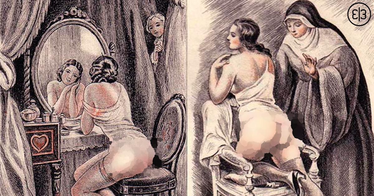 немецкое порно дамы средневековья московская