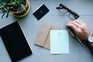 Contoh Surat Permohonan Maaf (via: pixabay.com)
