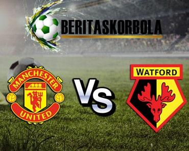 Prediksi Pertandingan Liga Inggris Premier, Manchester United Versus Watford 23 Februari 2020