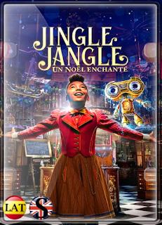 Jingle Jangle: Una Mágica Navidad (2020) WEB-DL 1080P LATINO/ESPAÑOL/INGLES