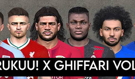 PES 2017 Facepack with Update Hair & Texture Vol. XX 3