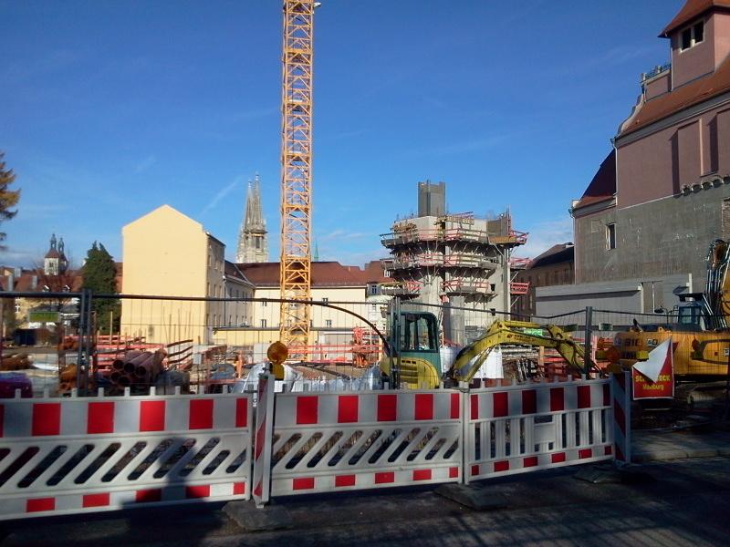Regensburg Petersweg