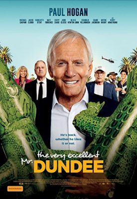 One Sheet - The Very Excellent Mr. Dundee