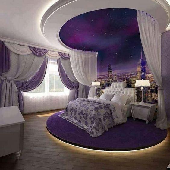سرير ملكي