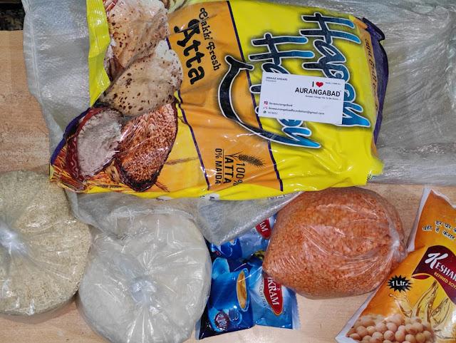 I Love Aurangabad - Grocery Kits