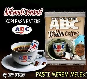 Gambar kopi lucu ABC