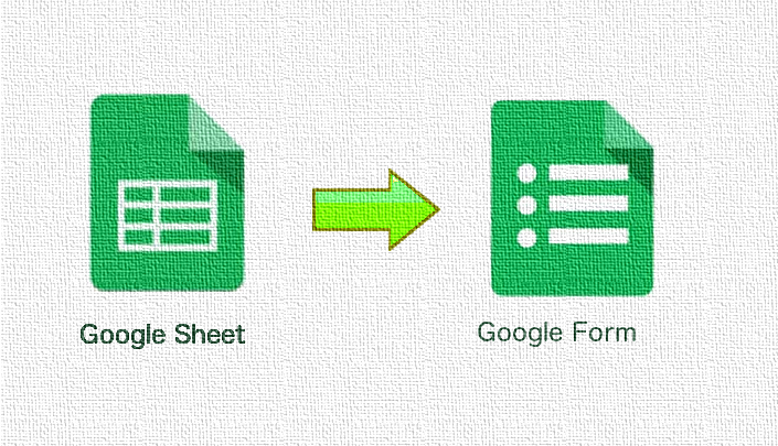 Tachniki: Google Form: Dynamically creating drop down list