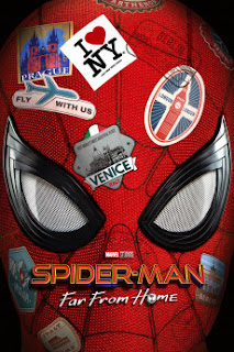 Spider Man Far From Home 2019 English 1080p WEBRip