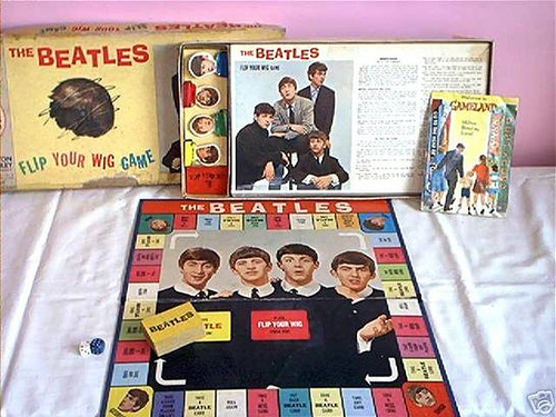 Bands and Their Board Games | Turn Me On, Dead Man