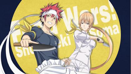 Shokugeki No Souma 4 Todos os Episódios Online