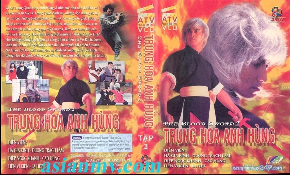 http://xemphimhay247.com - Xem phim hay 247 - Trung Hoa Anh Hùng 1: Thần Long Huyết Kiếm (1990) - The Blood Sword (1990)