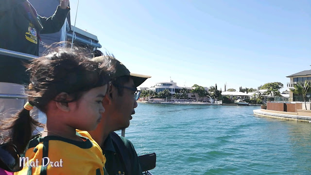 Mandurah Dolphin Watching Cruise Perth Terrace Canal