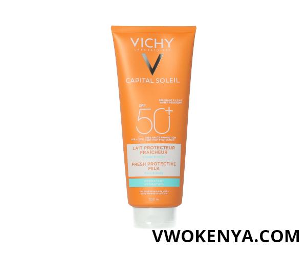 Kem chống nắng Vichy Ideal Soleil Ultra-Melting Mik Gel (SPF 50 PA+++)