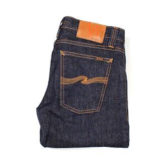 NUDIE JEANS Slim Kim Dry Stretch men Jeans Size 29/34