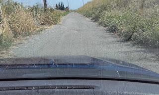 Γιάννης Φάκας: Άθλια η κατάσταση των δρόμων δίπλα στην περιφερειακή οδό.