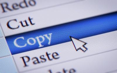 Cara Mencegah Copy Paste Artikel Blog (Blogger)