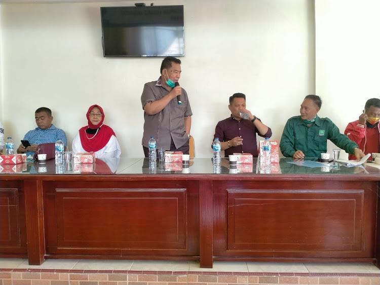 Tim Koalisi Partai Pengusung S.Z - Erirck Siap Mati Demi Kalahkan Perahu Besar Petahana.