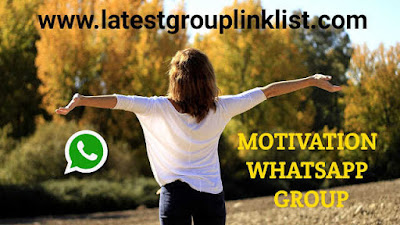 Join Latest Motivation Whatsapp Group Link 2021