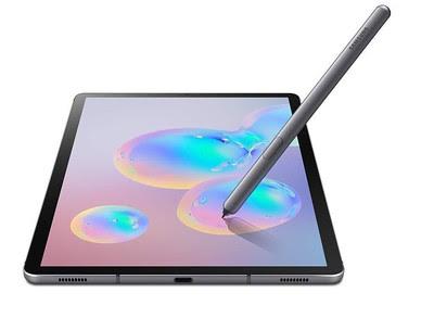 Spesifikasi & Harga Samsung Galaxy Tab S6
