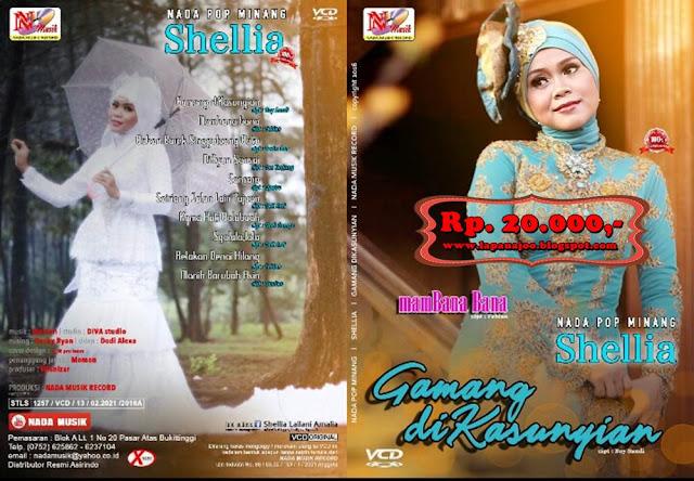 Shellia - Gamang Di Kasunyian (Album Nada Pop Minang)