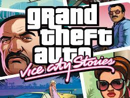 GTA Grand Theft Auto Vice City Game