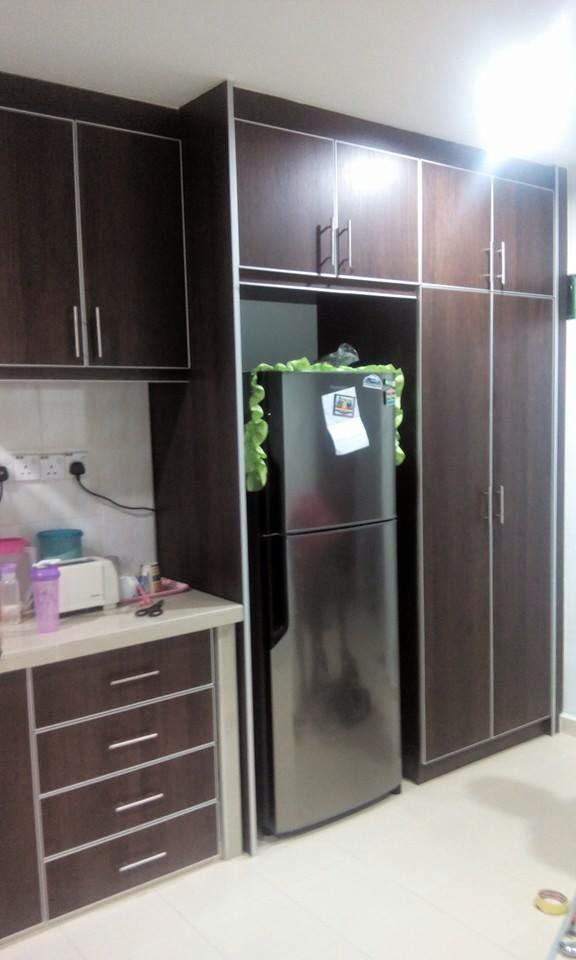 Kabinet Dapur Terus Dari Kilang 2017 08 17