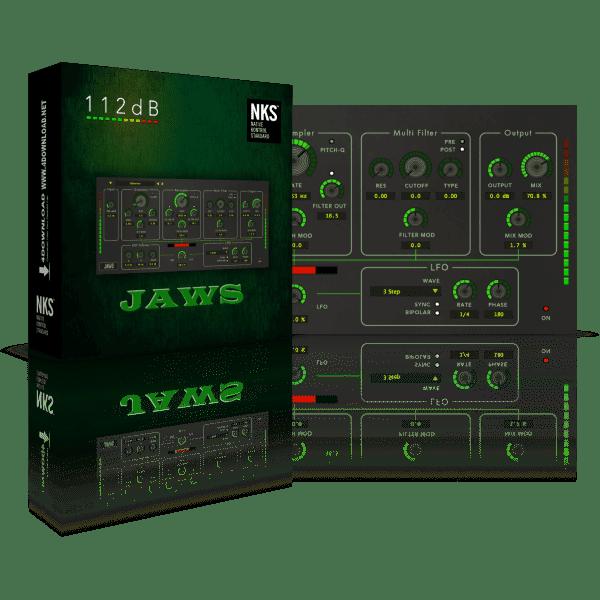 112dB Jaws v1.0.1 Full version