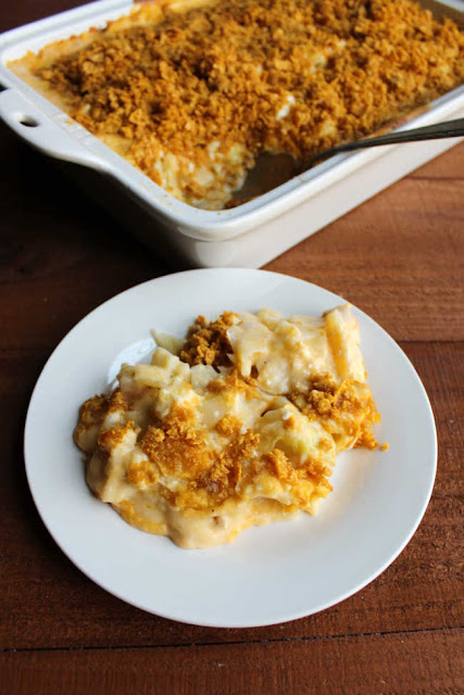 Cheesy Cabbage Casserole