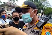 Sterilkan Lokasi KPU, Kapolres Manado Minta Pengertian Awak Media