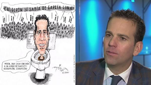 """Carlos Loret ordenó eliminar cartón que lo criticaba; denuncia caricaturista """"De mi nadie se va a burlar"""""""