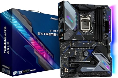 Review ASRock Z490 Extreme4 Motherboard
