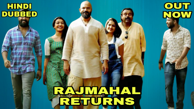Rajmahal Returns (Hindi Dubbed)