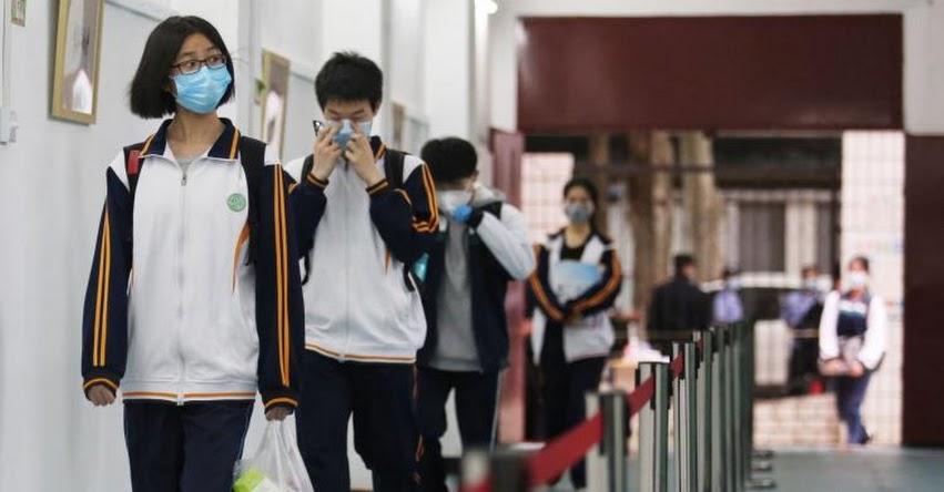 Colegios no son motor principal de transmisión de covid-19, informó la Organización Mundial de la Salud - OMS
