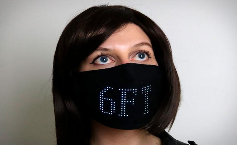 Pandemi, Moda ve Maskeler