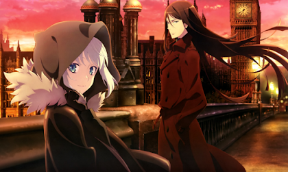 Lord El-Melloi II Sei No Jikenbo: Rail Zeppelin Grace Note Episódio 12