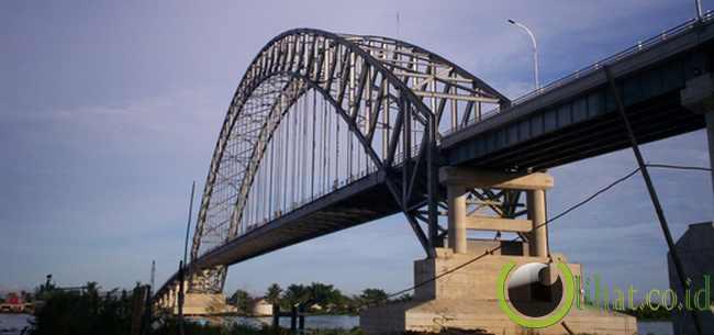 Jembatan Rumpiang (753 Meter)