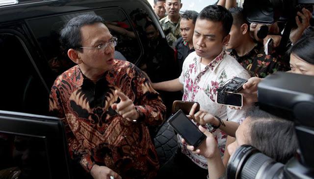 Ahok Ditantang Kembalikan Gaji Komut Pertamina, BuzzeRp Malah Serang Anies!